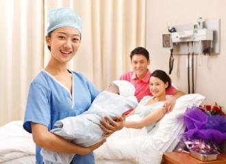 Nữ hộ sinh - cô tiên của những em bé, công việc của sự dịu dàng